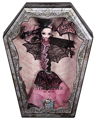 Image of Monster High Deluxe Draculaura Doll