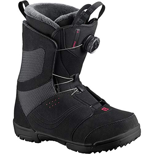 Salomon Pearl Boa -Winter 2019-(L40437300) - Black...