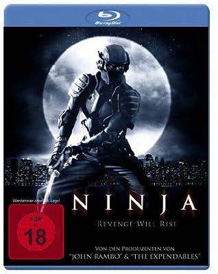 Ninja - Revenge will rise [Blu-ray]