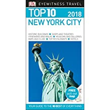 Top 10 New York City (DK Eyewitness Travel Guide)