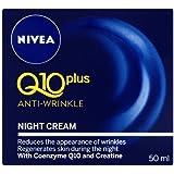 NIVEA Q10 Plus Anti-Wrinkle Face Night Cream , 50ml