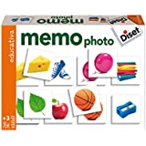 Diset - 63698 - Memo Photo Objets