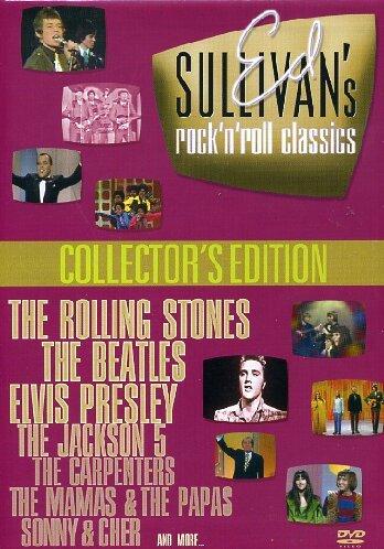 Ed Sullivan's Rock'n'Roll Classics - Vol. 1 (Collector's Edition) (3 DVDs)