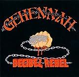Songtexte von Gehennah - Decibel Rebel