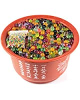 NUOLUX Mix Water Beads Gel Aqua Pearls Centerpiece Filler for Vase Decoration 2000pcs
