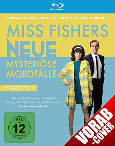Miss Fishers neue mysteriöse Mordfälle - Staffel 1 [Blu-ray]