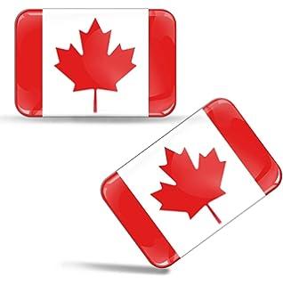 D20 Planche A4 de stickers Canada autocollant adh/ésif scrapbooking