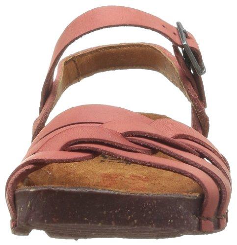 Art 0976 Mojave I Brea Sandali con cinturino alla caviglia Donna, Rosso (Granada), 36 EU