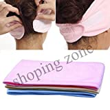#6: Adjustable Hair Band Soft Wash Face Makeup SPA Fitness Stretch Headband