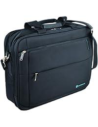 18092/47 Savebag - Bagage à Main 47 cm porte-ordi. 17'3 - Noir - Cap.20 Litres