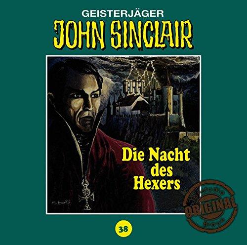 John Sinclair (38) Die Nacht des Hexers (Jason Dark) Tonstudio Braun / Lübbe Audio 2016