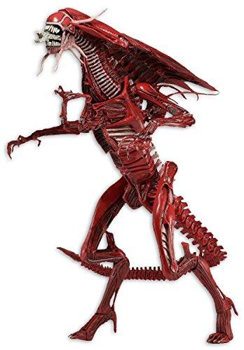 Preisvergleich Produktbild Aliens Genocide Red Queen Ultra Deluxe bewegliche Actionfigur, aus Kunststoff