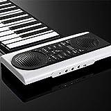 AETOPP - Pianoforte portatile, 88 tasti, tastiera MIDI, strumento musicale per bambini