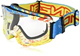 O'Neal B2 RL MX Cross Goggle SPRAY Blau Brille Motocross Downhill Cross Motorrad Enduro Quad, 6032S-101