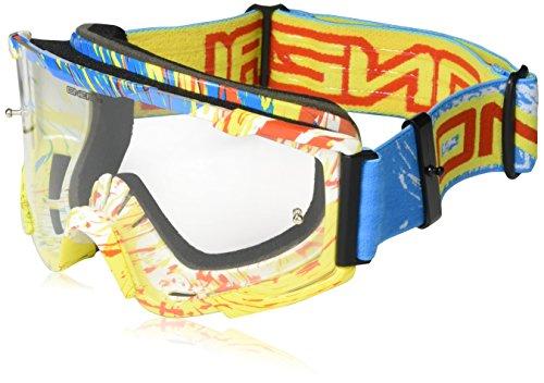 O'Neal B2 RL Goggle SPRAY Blau Brille Motocross Downhill
