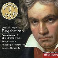 "Beethoven: Concertos Nos. 3 & 5 ""L'Empereur"" (Les indispensables de Diapason)"