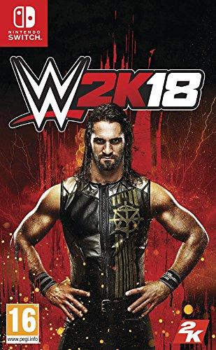 WWE 2K18 - Nintendo Switch [Edizione: Francia]