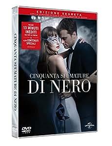 Cinquanta Sfumature di Nero (Versione Cinematografica + Versione Estesa)(DVD)