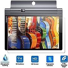 Lenovo Yoga Tab 3 Pro X90F Cristal Templado,Vikoo 9H 0.3mm Ultra Delgado Shatterproof pantalla de Vidrio Templado HD Flim para Lenovo Yoga Tab 3 Pro X90F Tempered Glass Screen Protector