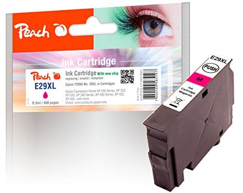 Preisvergleich Produktbild Peach Tintenpatrone XL magenta kompatibel zu Epson No. 29XL, T2993