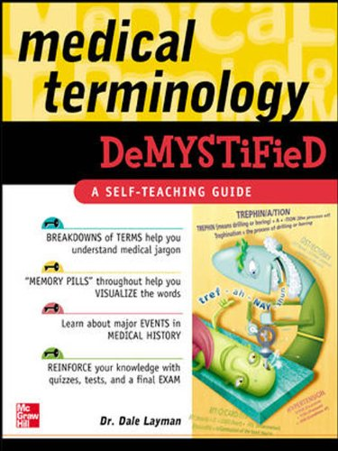 Medical Terminology Demystified (English Edition)