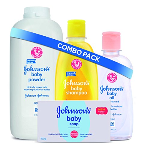 Johnson's Baby Bathing Combo