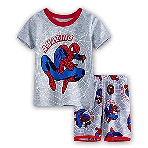 Pijamas de superhéroe Spider-Man para