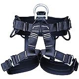 Leoie Outdoor Sports Safety Belt Professional Outdoor Rock Climbing Seat Belts Safety Belt