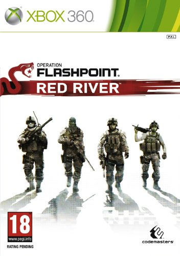 Operation Flashpoint: Red River [PEGI] - [Xbox 360] (Xbox 360 Operation Flashpoint)