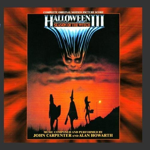 Halloween III: Complete Original Motion Picture Score by N/A (2009-11-11)