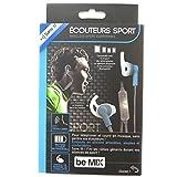 Les Trésors De Lily P2768 - Ecouteurs sport bluetooth 'Coloriage' bleu (be mix)