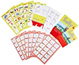 Sally - Zu allen Ausgaben (Neubearbeitung): 4. Schuljahr - Wort-Bild-Kartei und Wortschatzheft im Paket: TING-fähig