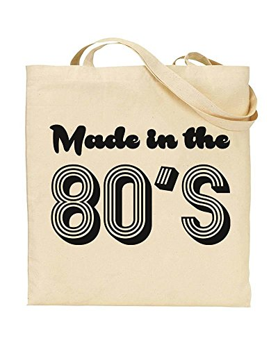 Made in The 80's Reusable Shopping Bag