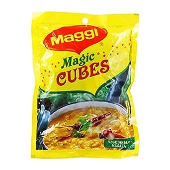 Maggi Magic Cubes - Vegetarian Masala, 40g Pack