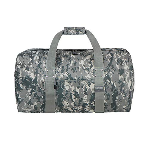 East West USA dc203076,2cm Tactical Digital Sports Gym Travel Duffle Gear Tasche, ACU Camo -