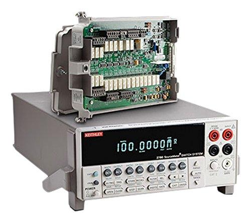 Keithley 2790-HL Quellzähler Schalter mit 1 Hi- und 1 Low-V-Karte, 10 MOhm