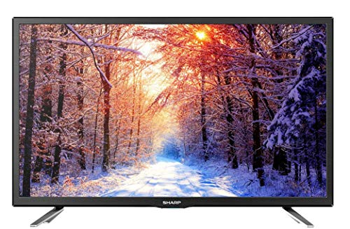 SHARP LC-24CHG6132E HD Ready Smart D-LED TV, 60 cm (24 Zoll), Triple Tuner Sharp Hd Ready Tv