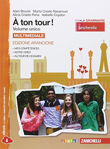 A ton tour. Per la Scuola media. Con e-book
