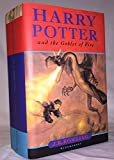 [ HARRY POTTER AND THE GOBLET OF FIRE BY ROWLING, J. K.](AUTHOR)HARDBACK