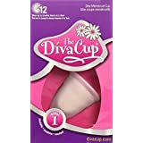 DivaCup Model 1 Pre-Childbirth - 1 Cup Pack of 3 by Diva Cup