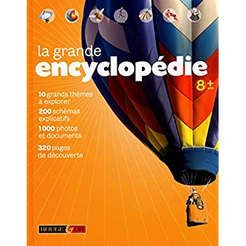 LA GRANDE ENCYCLOPEDIE 8+