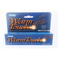 Warm Touch Warming Jelly, 2.0 Oz (Pack of 3) by