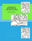 Children's Devotional Coloring Book: Stories from the Old and New Testament by Tina Chambers Smith (2015-11-26)