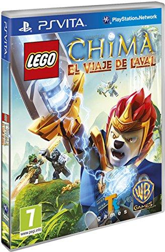 Lego Legends of Chima: El Viaje de Laval [Import spagnolo]