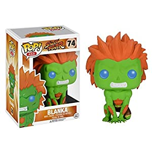 Funko Pop Blanka – Ed. Especial SDCC 2016 (Street Fighter 74) Funko Pop Street Fighter