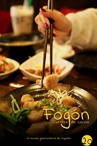 Fogón: Cuentos de cocina edición 20 por Fogón Magazine