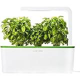 Click & Grow Smart Herb Garden Color blanco jardín de casa - jardines de casa