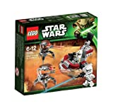 LEGO Star Wars 75000: Clone Troopers vs. Droidekas