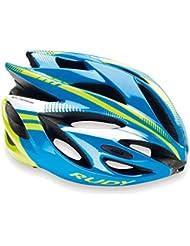 Rudy Project Rush - Casco de ciclismo multiuso, color multicolor, talla L