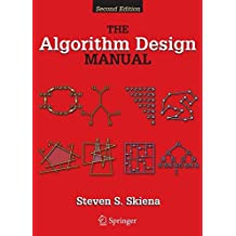 [(The Algorithm Design Manual)] [By (author) Steve S. Skiena] published on (October, 2008)